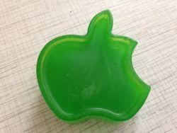Apple зеленый с ароматом зеленого яблочка