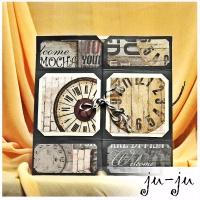 Мужская открытка, которая раскрывается бесконечно. Очень оригинальный подарок! Больше открыток тут: https://vk.com/otkryitki_juju https://www.facebook.com/jujumagiccards Открытки Ju-Ju приносят счастье!