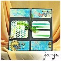Нежная и яркая бесконечная открытка для женщины или девушки Больше открыток тут: https://vk.com/otkryitki_juju https://www.facebook.com/jujumagiccards Открытки Ju-Ju приносят счастье!
