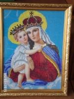 Божья Матерь с дитям
