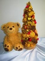 Декоративная новогодняя(рождественская) елочка