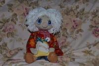 Интерьерная кукла Домовуша принесет в Ваш дом уют