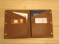 Гаманець для паспорту Дощ′BeCool′#bcp1