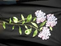 Машинна вишивка під замовлення на вашій тканині (крої ) ціна без вартості ткании