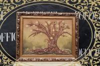 Грошове дерево - це символ достатку, благополуччя та процвітання! Така картина стане не тільки прикрасою інтер