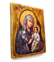 Ікона  БОГОРОДИЦІ НЕВ'ЯНУЧИЙ ЦВІТ