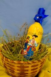 "Подарочная бутылка ""Украина"""
