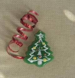 Мыло ручной работы «Новогодняя елочка»