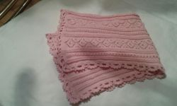 плетик одеялко