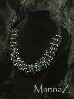 """Ожерелье """"Млечный путь"""""""