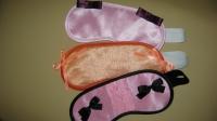 Женская маска для сна. Ручная работа!