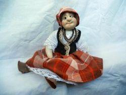 интерьерная кукла несет в дом любовь и гармонию