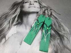 Серьги для зеленоглазых