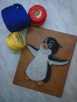 "Картина ""Пингвиненок Лоло"""