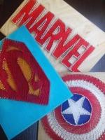 """Ця колекція створена спеціально для любителів коміксів """"Марвел і DC"""". Інтер"""