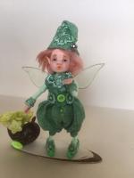 Коллекционная, интерьерная, авторская кукла - Эльф.