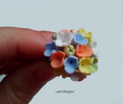Кольцо«Улыбка весны»