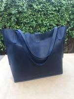 Кожаная сумка женская