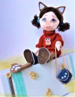 Кукла Мурочка
