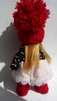 Лялька текстильна ручної роботи Анна