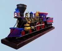 маштабна модель поїзда