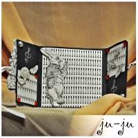 """Мини-открытка """"Алиса"""""""
