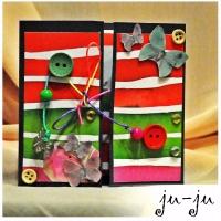 Красивая яркая открытка к любому поводу Больше открыток здесь: https://vk.com/otkryitki_juju https://www.facebook.com/jujumagiccards Ju-Ju - открытки, которые приносят счастье!
