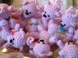мишки амигуруми