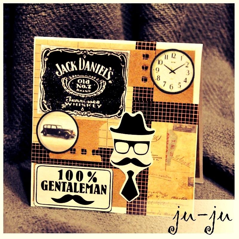 Джентльмен открытки, людмилу
