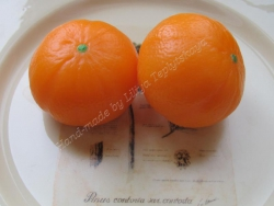 """Мыло ручной работы """"Сицилийский мандарин"""""""