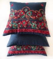 Набір декоративних подушок