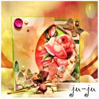 Нежная, романтичная открытка для девушки или женщины. Вызовет восторг!  Больше открыток тут: https://vk.com/otkryitki_juju https://www.facebook.com/jujumagiccards Открытки Ju-Ju приносят счастье!