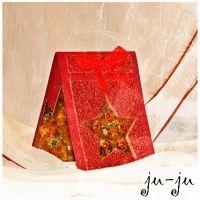 Роскошная открытка к Новому году или Рождеству Больше открыток тут: https://vk.com/otkryitki_juju https://www.facebook.com/jujumagiccards Открытки Ju-Ju приносят счастье!