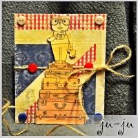 Открытка-мотиватор для любого повода!  Больше открыток тут: https://vk.com/otkryitki_juju https://www.facebook.com/jujumagiccards Открытки Ju-Ju приносят счастье!