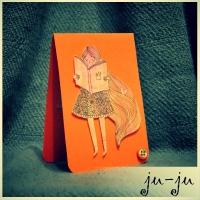 Больше открыток тут: https://vk.com/otkryitki_juju https://www.facebook.com/jujumagiccards Открытки Ju-Ju приносят счастье!