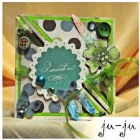 Романтичная, нежная открытка для любимого человека Больше открыток здесь: https://vk.com/otkryitki_juju https://www.facebook.com/jujumagiccards Ju-Ju - открытки, которые приносят счастье!