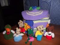 Пальчиковий ляльковий театр
