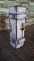 Подарочный ящик для вина.