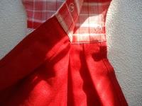"""Полотенце подарочное """"Милое красное платье"""""""
