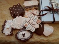 Розписне печиво. Расписные пряники