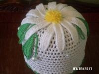 Чудова літня шапочка додасть настрою та стане улюбленою шапочкою дитини. Матеріал : 100 % бавовна. Виготовлю на замовлення за 3 дні.