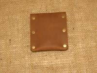 Шкіряний гаманець Дощ#353