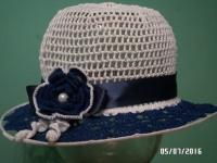 Виготовлю на замовлення для вашої донечки чудову шляпку. Термін виготовлення - 3-5 днів  в порядку черги.