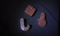 Шоколад ручной работы «Новогодний набор»