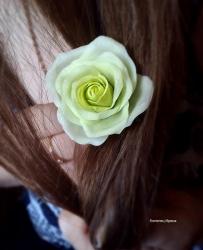 шпилька для волос из холодного фарфора. Станет прекрастным украшением вашей причоски. в наличии.по всем вопросам звоните 0934528201 или пишите irinakopelec@yandex.ua
