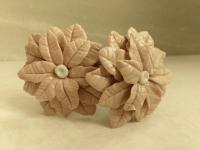 Шпильки ручної роботи з полімерної глини на хвилястій ніжці