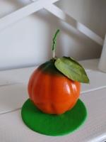 Свічка-гарбузик