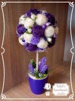 Топиарий «Пурпурная феерия»