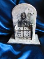 Вечный календарь Зима близко Игра Престолов Game of Thrones