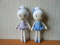 """Іграшка амігурумі """"Балеринка"""" Мила,витончена лялечка шукає вірного і відданого друга. Лялечка без дротяного каркаса. Прекрасний подарунок для дітей. Лялечка зв"""
